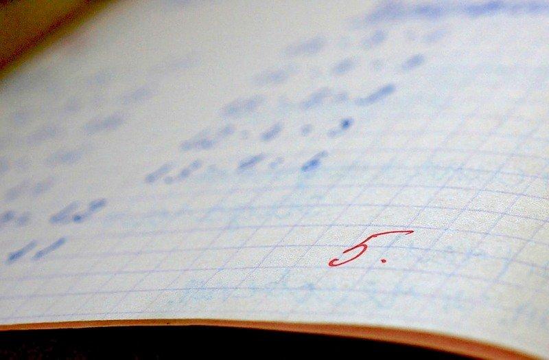 Сонник: к чему снится пятерка (оценка) число 5 (пять).